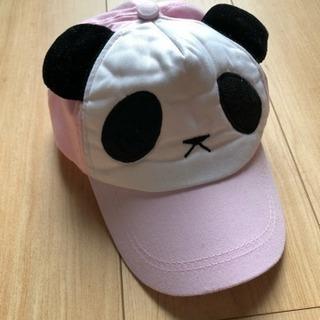 キッズ用帽子 パンダ