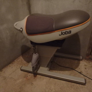 NAiS Joba 乗馬運動エクササイズ器具