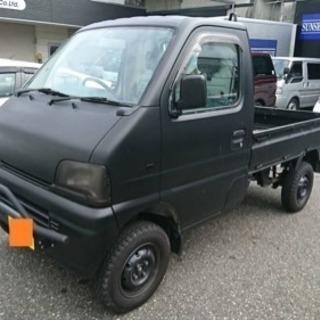 H11 キャリートラック ★ エアコン PS 4WD【車検たっぷり...