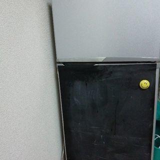 冷蔵庫 シャープ SJH12W