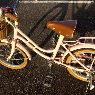 【値下げしました】ブリジストン HACCHI 幼児自転車 102~...
