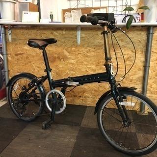 [ROVER]アルミフレーム折りたたみ自転車