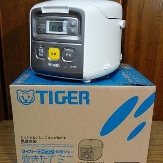 タイガー 炊きたてミニ 3合炊き JAI-R551 2018年製