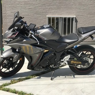 YZF-R3/ninja/250/GSX/400/車体/本体