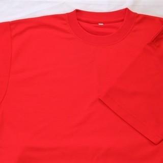 新品 超お得の 5枚セット 3L  綺麗な赤色Tシャツ ~ 吸水...