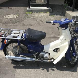 原付き ホンダ スーパーカブ AA01 HONDA バイク