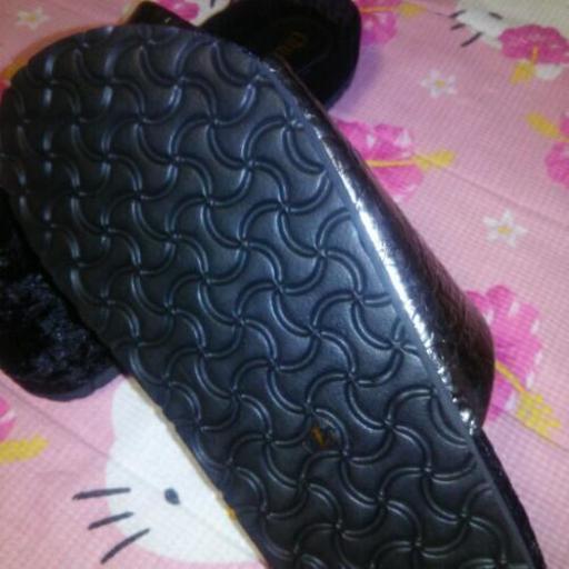 新品 chum chumシルバーサンダルlサイズ ゆん 東かがわの靴 サンダル