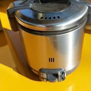 Rinnaiガス炊飯器