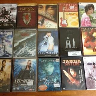 ● DVD 38枚セット ジャンル色々
