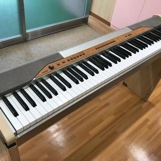 CASIO電子ピアノ【Privia】