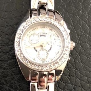 新品同様 アガタパリ 腕時計