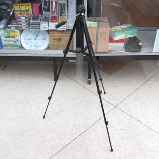 ビデオカメラ用三脚 TS.IXSA 水平器付き 4段脚