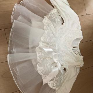 ベビードレス 70 長袖