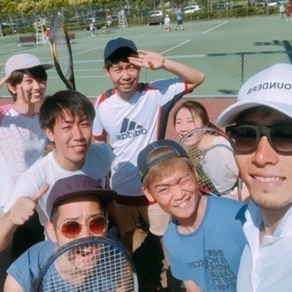 テニスレッスン 3/31 初心者&経験者は別コートで!大阪市
