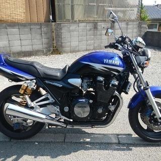 XJR1300 ブルーメタリック 車検満タン!