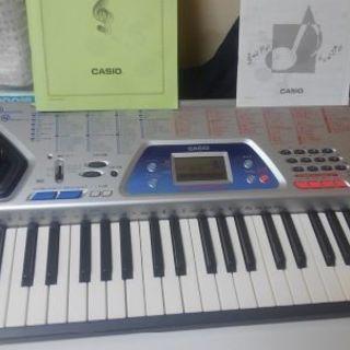 電子ピアノカシオCTK -481