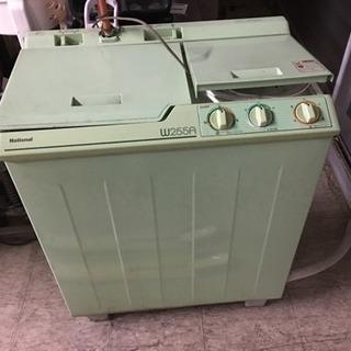 二層式洗濯機 中古