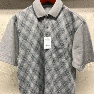 新品未使用 2800円引き 半袖上質ポロシャツ