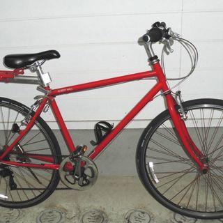 クロスバイク ALBERT HALL 700c ♪