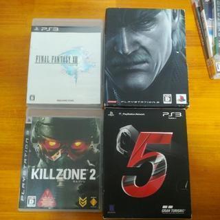 PS3ソフト 詰め合わせ 7本
