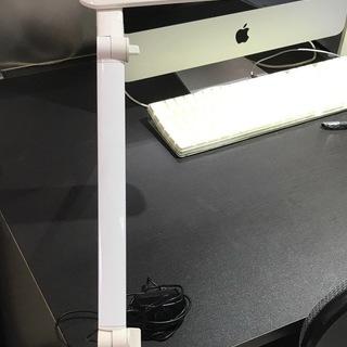 LEDアームライト ツインバード製 美品