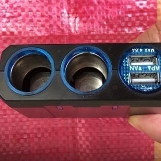 エアクーラーシート、USBポート、トランスミッター他6点 - 松戸市