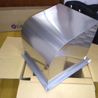 換気扇・ロスナイ 標準換気扇用システム部材 ウェザーカバー P-...