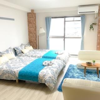 セミダブルベッド等、家具一式 民泊家具セット