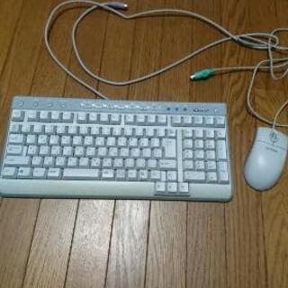 PCの  キーボード  マウス