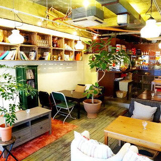 【吉祥寺】alley cafe キッチンスタッフ