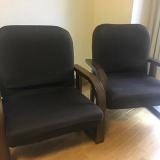 【座椅子×2】ニトリにて購入