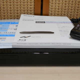 南12条店 SONY ブルーレイ HDD 500GB ブルーレイデ...