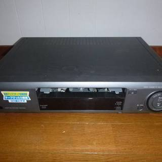 あげます。VHS ビデオカセットレコーダー SONY ソニー SL...