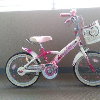 子供 16インチ自転車 女の子