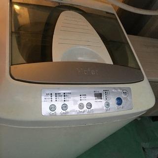 【6/27日本日限定特別価格】Haier 洗濯機 2009年