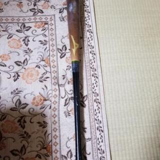 中田翔モデル❗軟式木製バット‼️mizuno