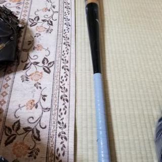 素振り用❗木製バット‼️