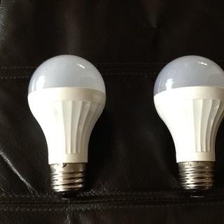 LED電球 電球色 2ケ