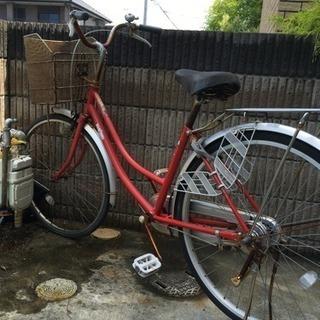 引き取りに来れる方 自転車無料です。