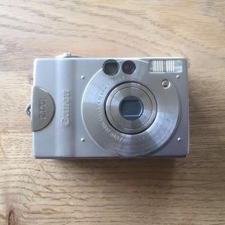 Canon IXY DIGITAL 2.1メガピクセル