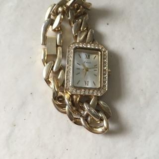 腕時計  ゴールド チェーン