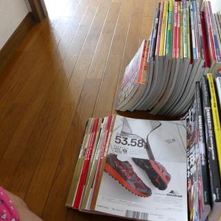 サッカー雑誌 50冊程