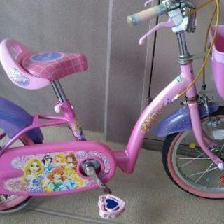 16インチ女の子自転車