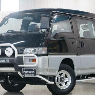 【新規オープン】デリカスターワゴン GLX 誰でもローンで車が買...