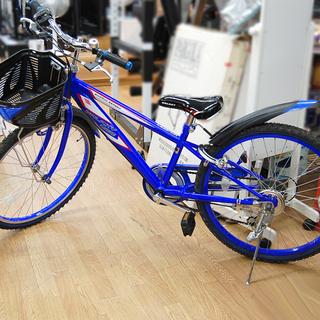 美品★子供用自転車 SHIMANO マウンテンバイク 24インチ ...