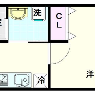 【ナンバプレミアムグレース】4号タイプ!1Kタイプ!床暖房付が付...