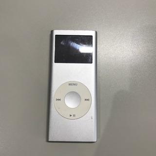 Apple iPod nano 4GB シルバー 第2世代 MA4...