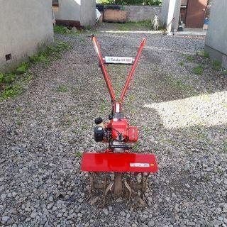 最終値下げ!タナカTCA-500家庭菜園用耕運機