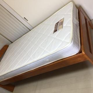 ニトリすのこベッド