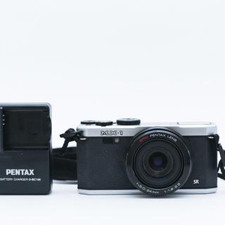 Pentax mx-1 中古美品